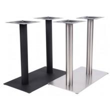 테이블 쌍철판 하부