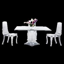 투명 테이블