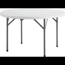 원형 상판접이식 테이블