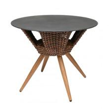라탄 원형 테이블