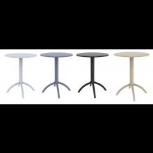 [시에스타] 옥토퍼스60 야외용 테이블