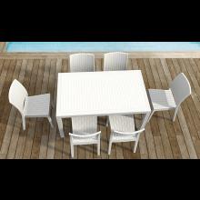 [시에스타] 올란도 야외용 테이블